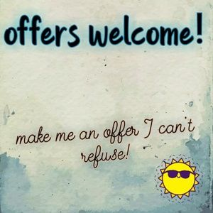 Make me an offer I cant refuse!